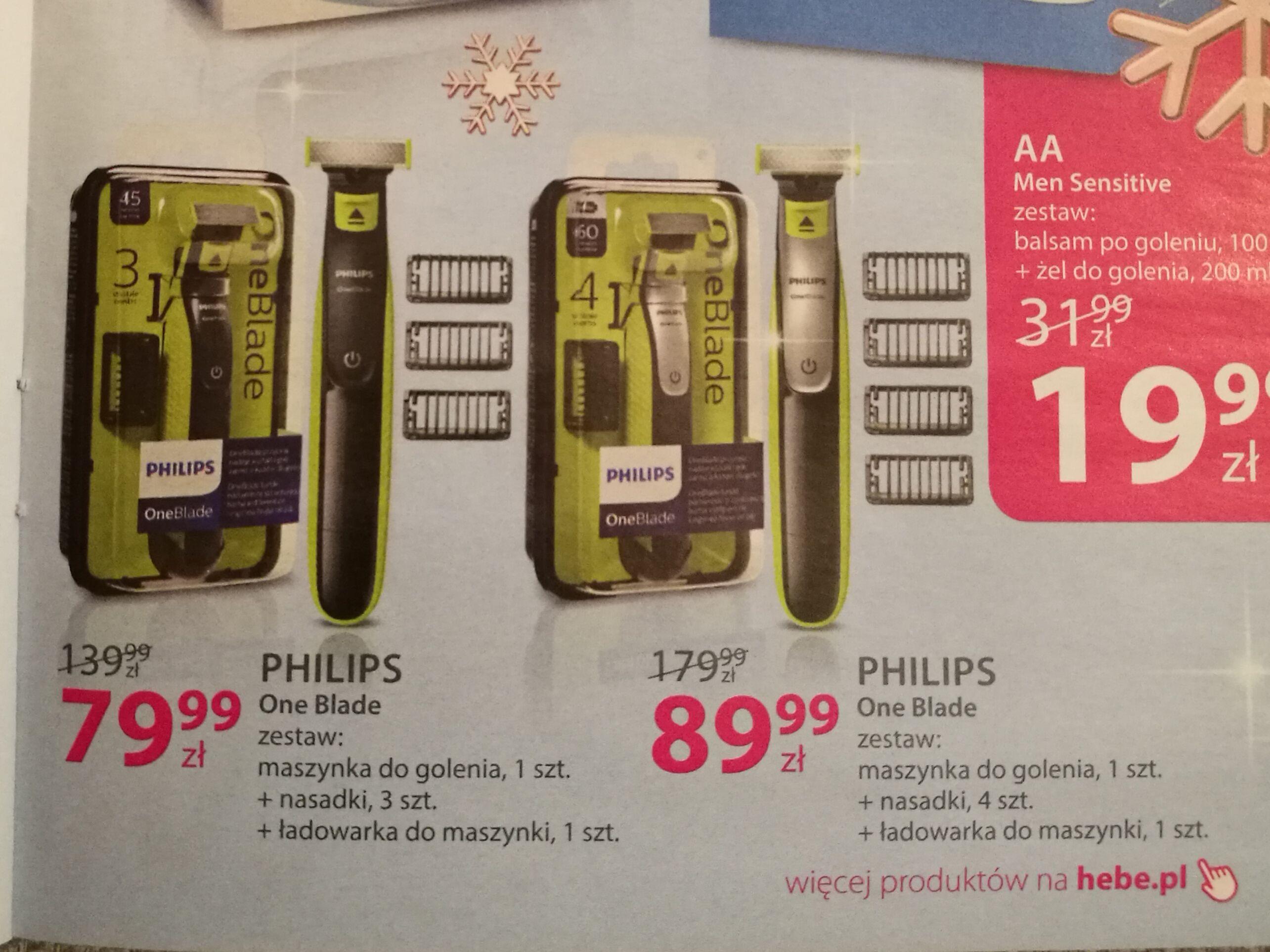 Philips OneBlade Hebe