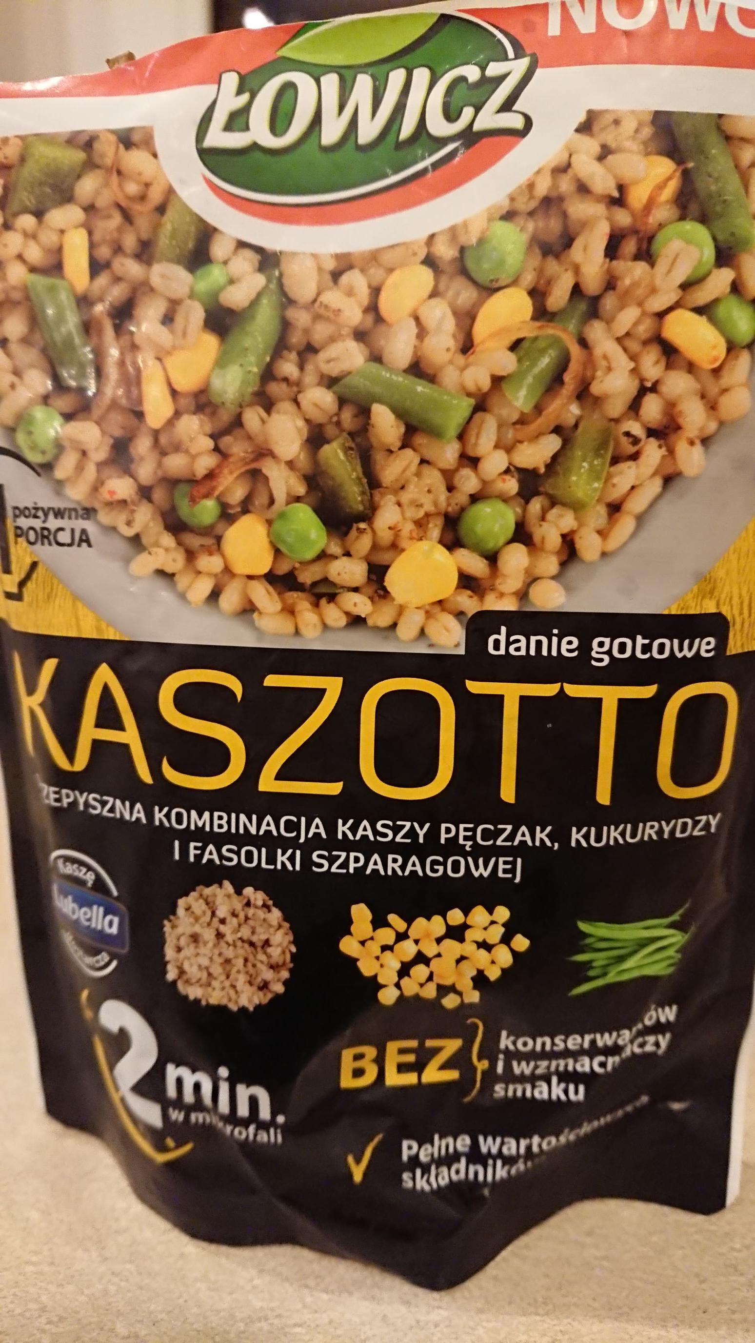 Kaszotto Łowicz 250g Biedronka