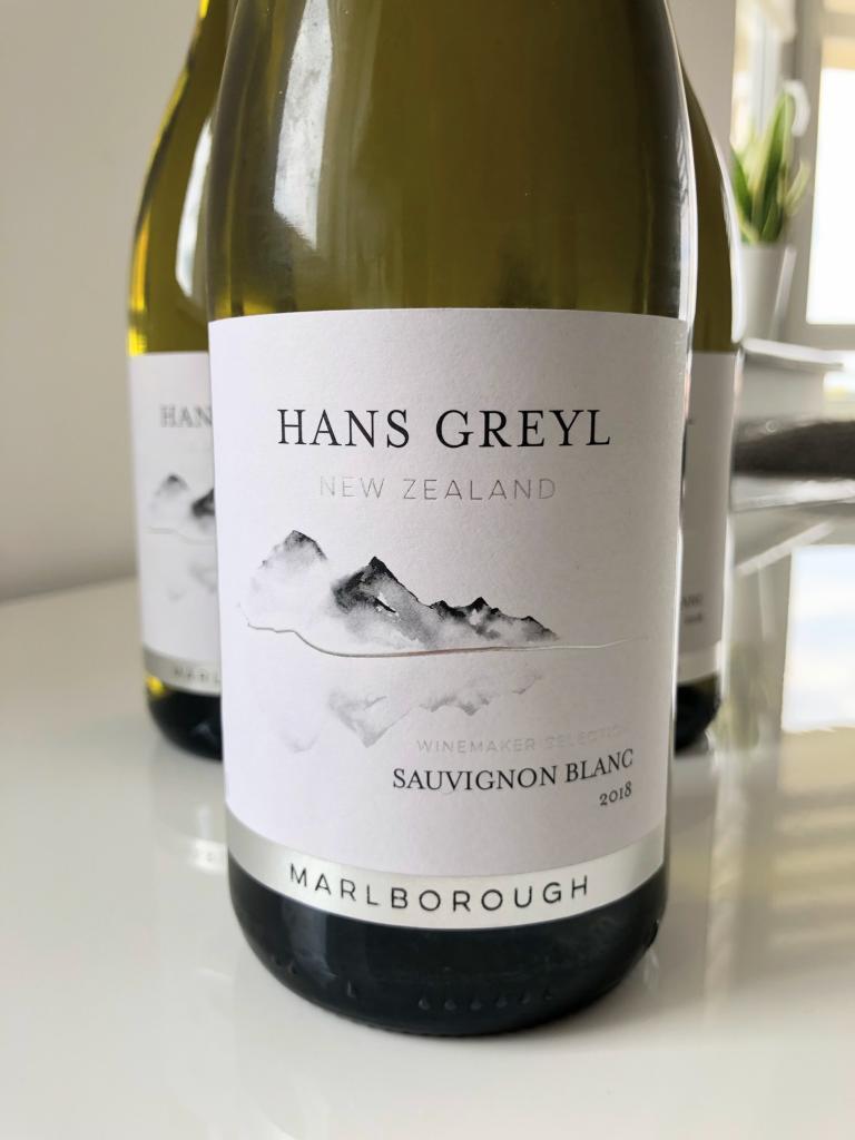 Hans Greyl Sauvignon Blanc - Biedronka przy zakupie 2 szt.