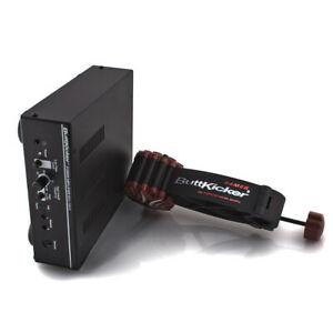 Buttkicker Gamer 2 Wibracje Symulator Drgania EBAY.COM