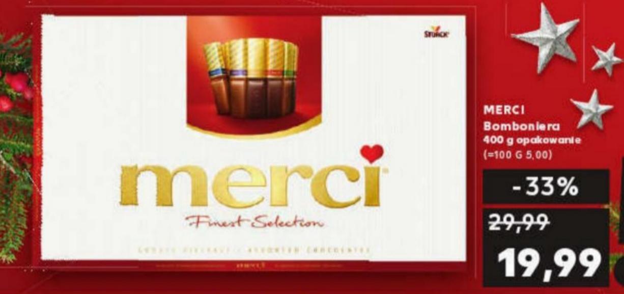MERCI - duże opakowanie 400g @Kaufland