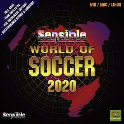 Sensible World of Soccer 2020 remake PC/Amiga/Linux/MacOS!!