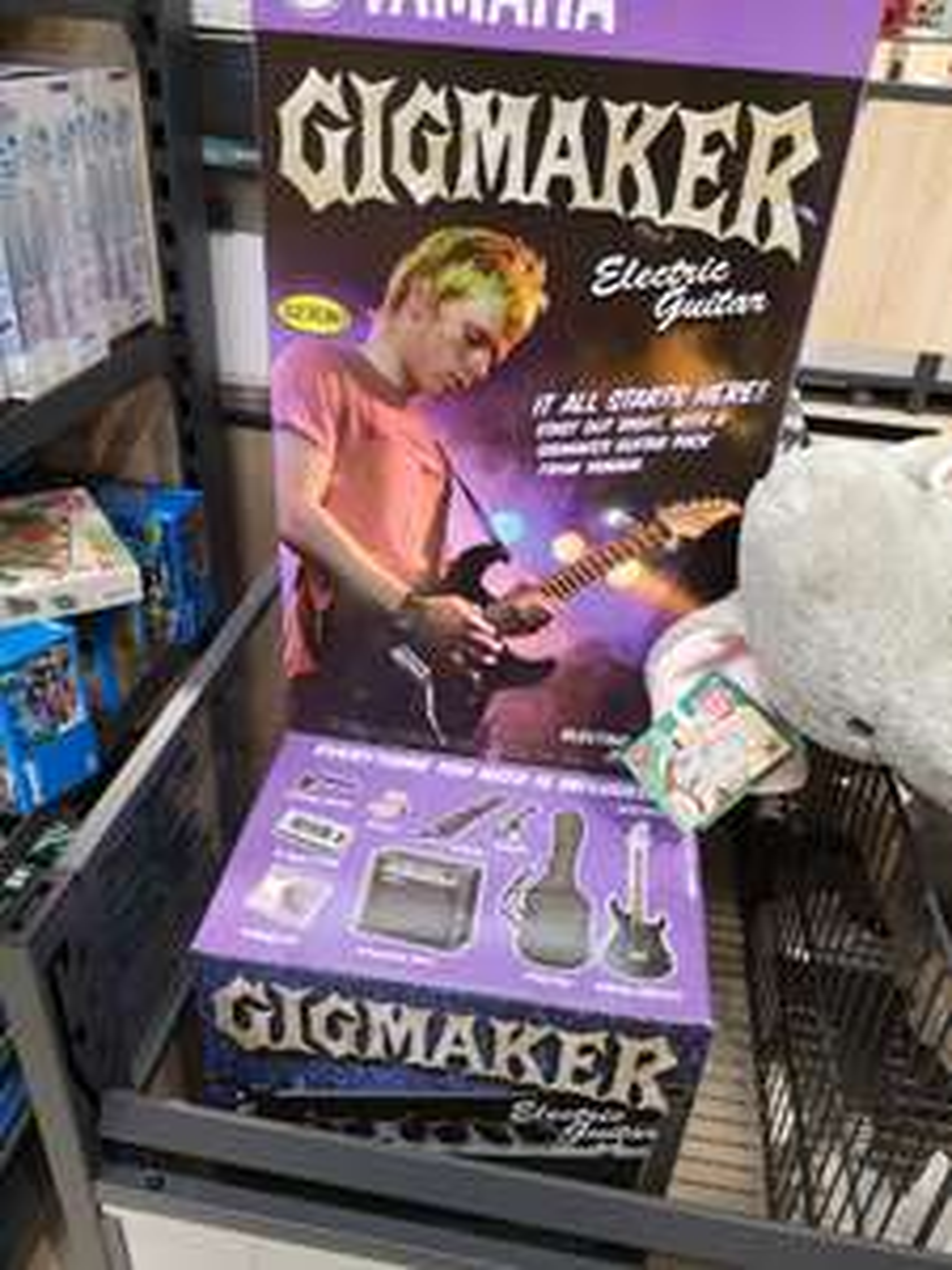 LIDL: Yamaha Gigmaker - gitara elektryczna - zostań gwiazdą!