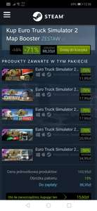 ETS 2 map booster pack (dlc - mapy)