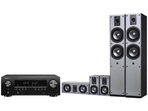 DENON AVR-S650H + Wilson Viper 5.0