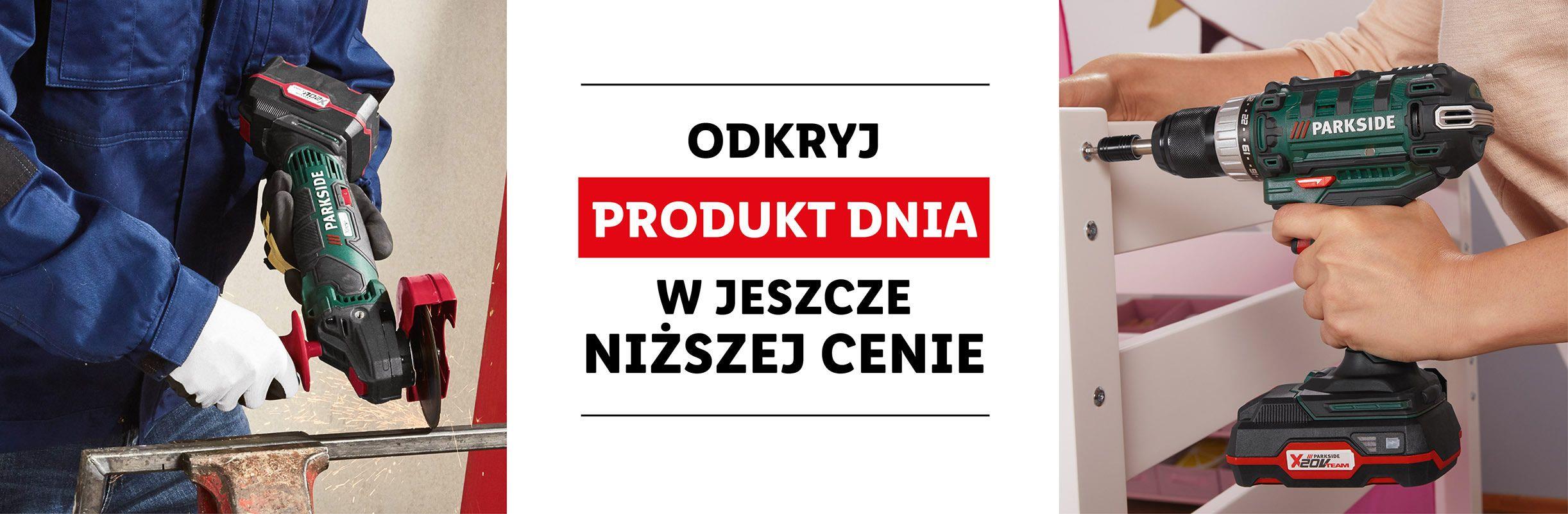 PRODUKT DNIA w sklepie internetowym lidl online - Wkrętarka 20v za 129zł!!!, wkrętarka 20v performance za 249 i inne narzędzia!