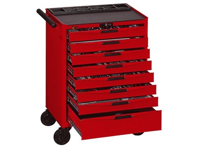 Wózek narzędziowy TengTools 8 szuflad 546 narzędzi TCMM546N dożywotnia gwarancja producenta