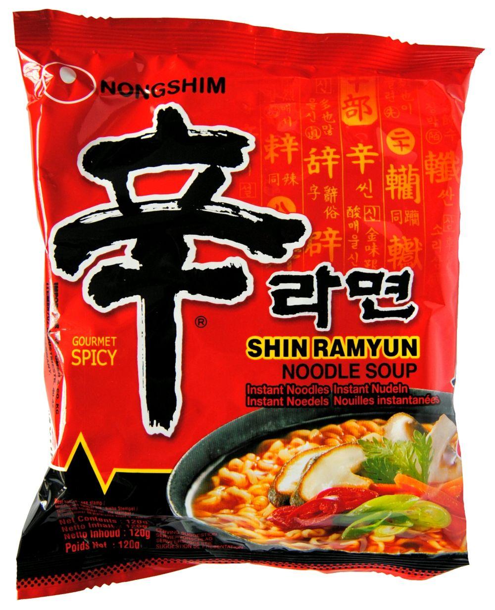 Zupka koreańska Shin Ramyun - 3.99zł - Auchan