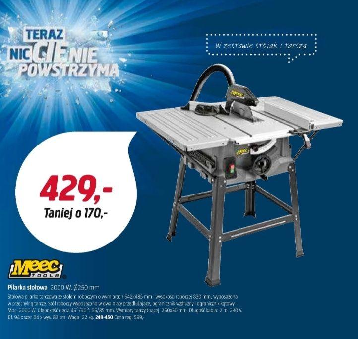 Pilarka stołowa Meec Tools 2000w - Jula