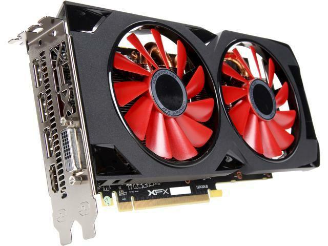 UŻYWANA karta graficzna XFX AMD RX 570 4GB i inne $68.70