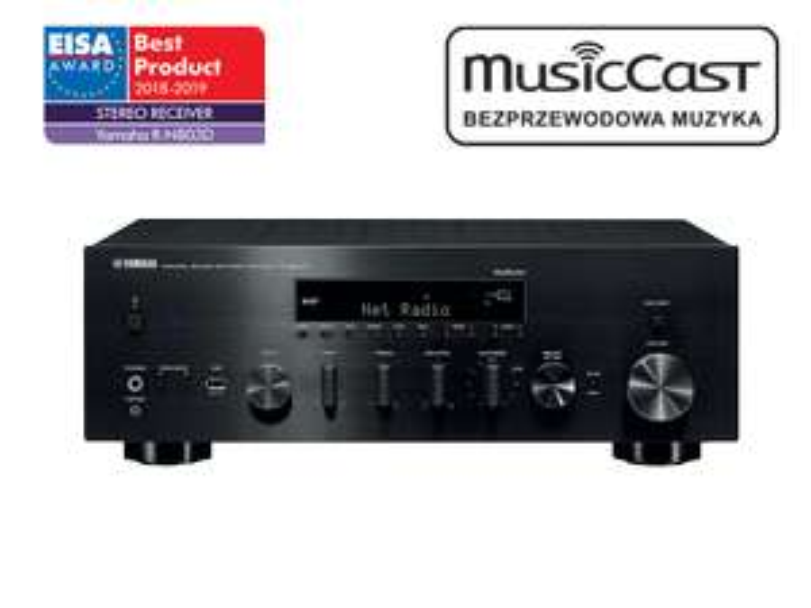 Sieciowy amplituner stereofoniczny Yamaha R-N803D