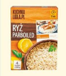 Ryż Parboiled Lidl (drugi 80% taniej)