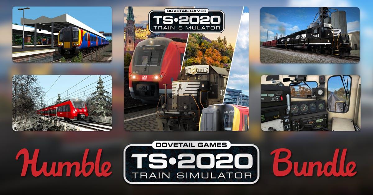 Train Simulator + pakiet dodatków.