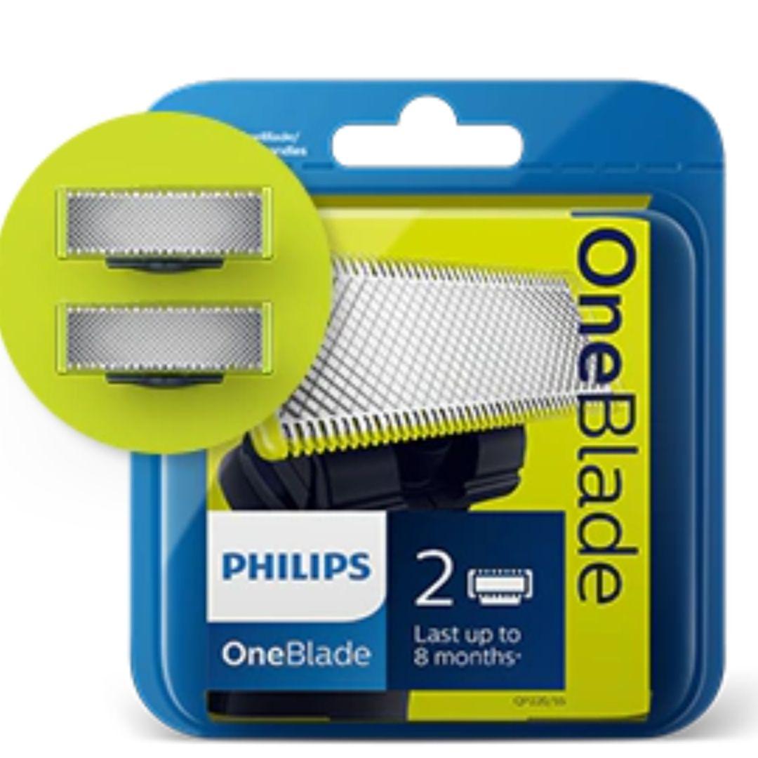 Ostrza Philips One Blade 2 sztuki