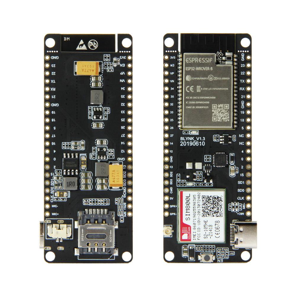 Płytka rozwojowa LILYGO® TTGO T-Call V1.3 ESP32 Wireless Module (SIM GPRS WIFI Bluetooth)