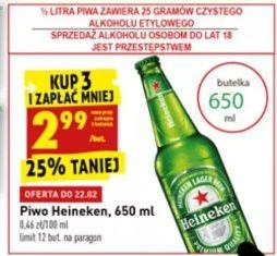 Biedronka Heineken