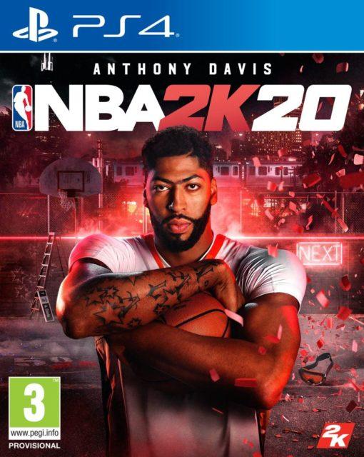 NBA 2K20 na PS4 za 119zł (+8 zł dostawa)