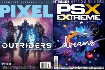 Roczna prenumerata magazynów PIXEL i PSX Extreme - 23 wydania