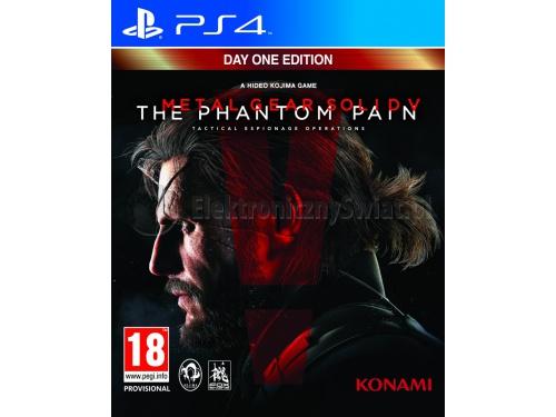 Metal Gear Solid V PHANTOM PAIN za 77.99 zł