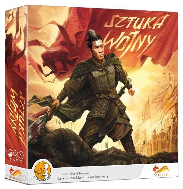 Sztuka wojny - gra planszowa