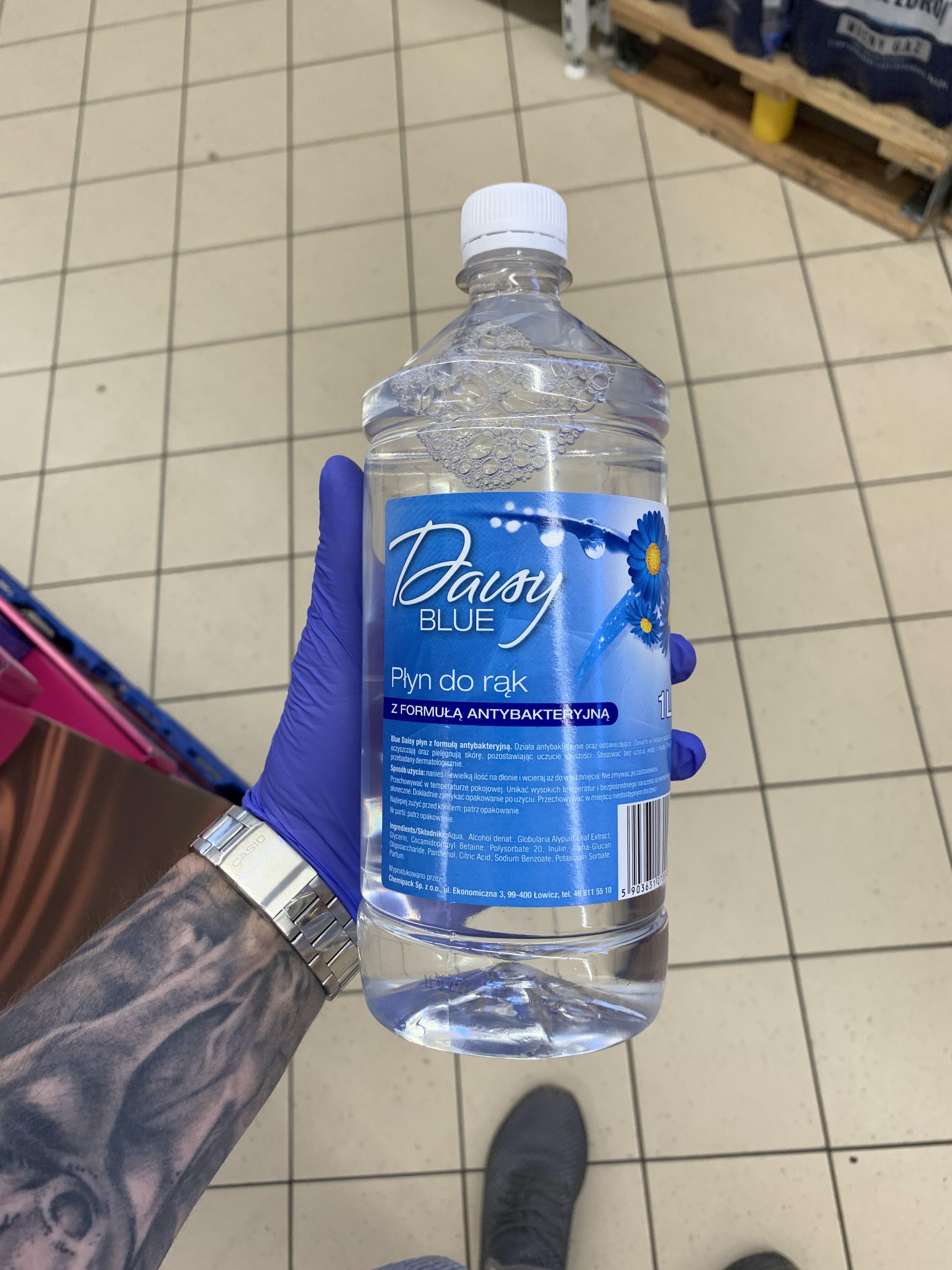Płyn antybakteryjny DINO