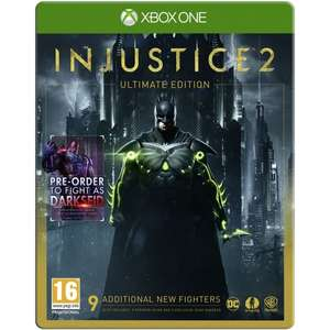 Injustice 2 Ultimate Edition Xbox One/PS4