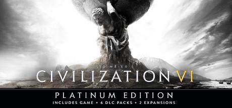 SID MEIER'S CIVILIZATION VI : PLATINUM EDITION ZESTAW