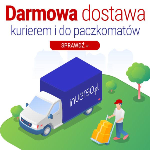 Inverso - darmowa dostawa od 39 zł