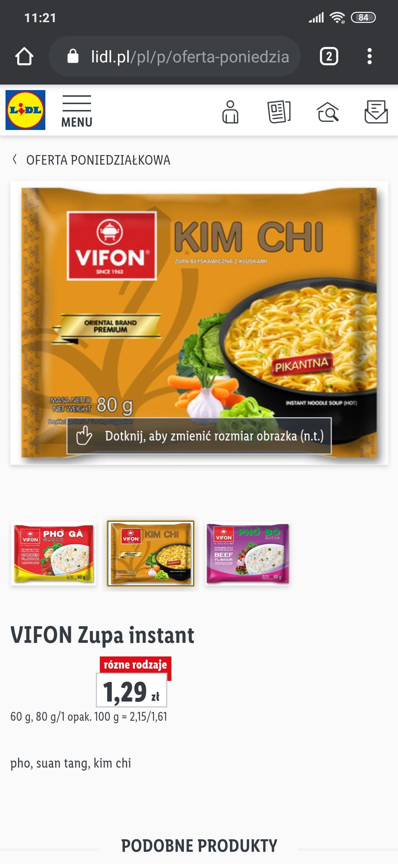 Vifon Kim Chi