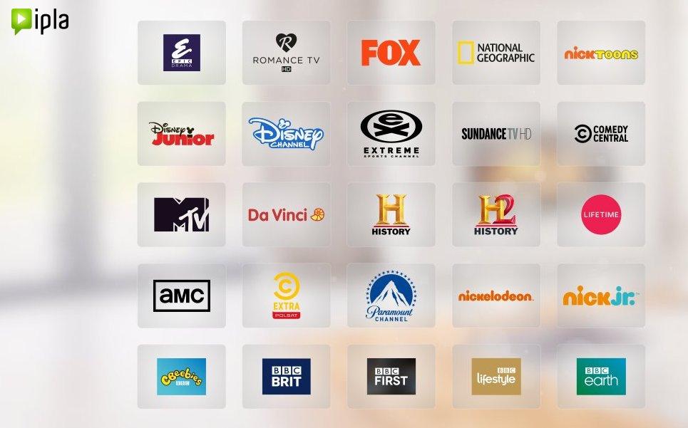 25 dodatkowych kanałów TV w IPLA dla abonentów PLUSa i PLUSHa w prezencie do 15 czerwca 2020r.