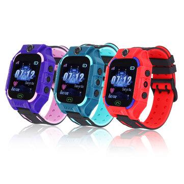 Smartwatch dla dzieci z funkcją lokalizacji