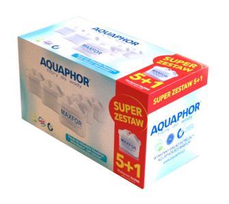 filtry Aquaphor Maxfor B100-25 do dzbanków filtrujących 5,50 zł za sztukę
