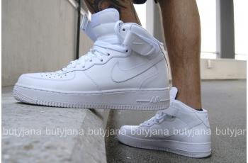 Buty Nike Air Force 1 Mid za 333,20zł @ Butyjana