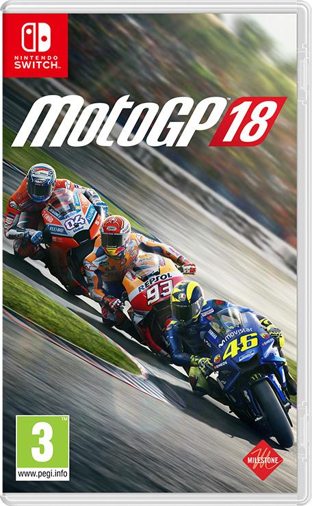 MotoGP 18 Nintendo Switch