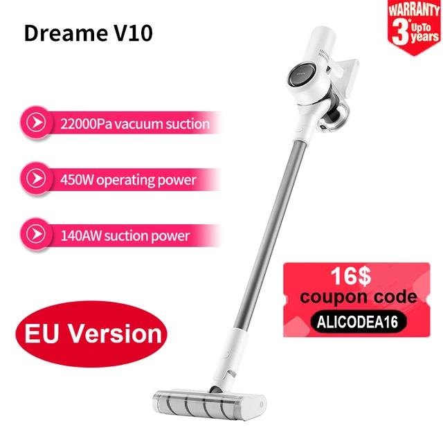 Xiaomi Dreame V10 z wysyłką z Polski