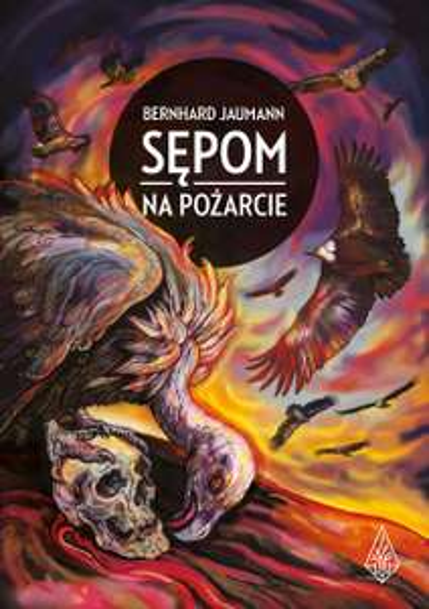 "E-book Antologia ""Sępom na pożarcie"""