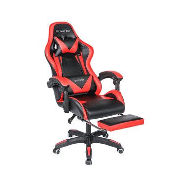 BlitzWolf BW-GC1 fotel gamingowy odchylany do 150° z Czech Preorder @ Banggood