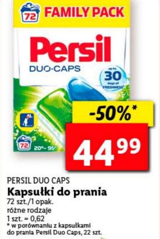 LIDL-Kapsułki do prania Persil 72 szt.