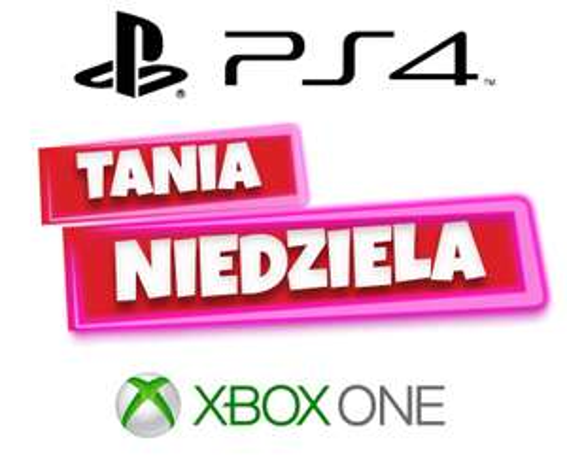 TANIA NIEDZIELA - Gry na PS4/XBOX One (Shopgamer)