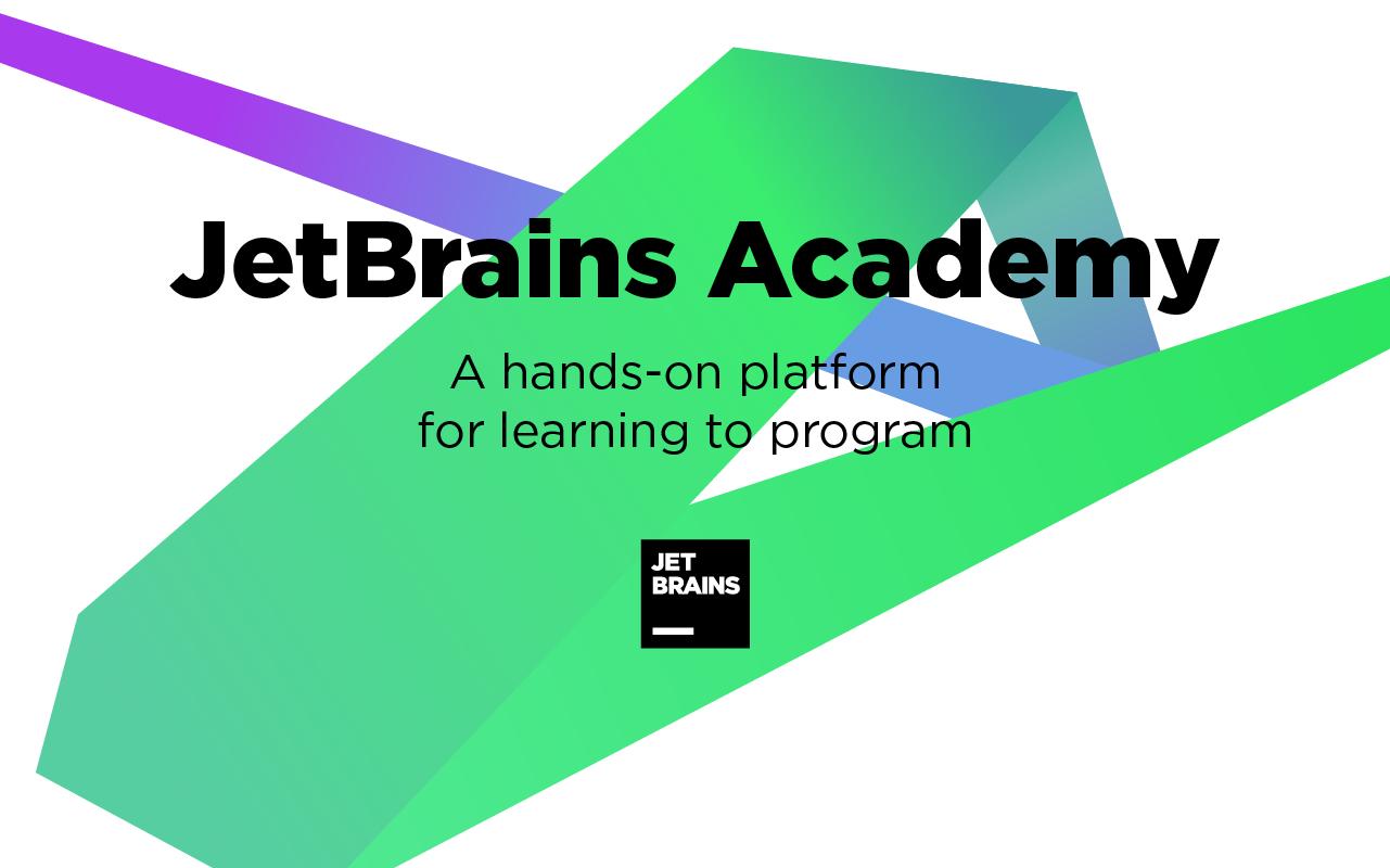 JetBrains Academy za darmo do końca roku