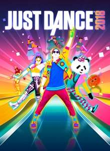JUST DANCE 2018 za darmo (XBOX 360)