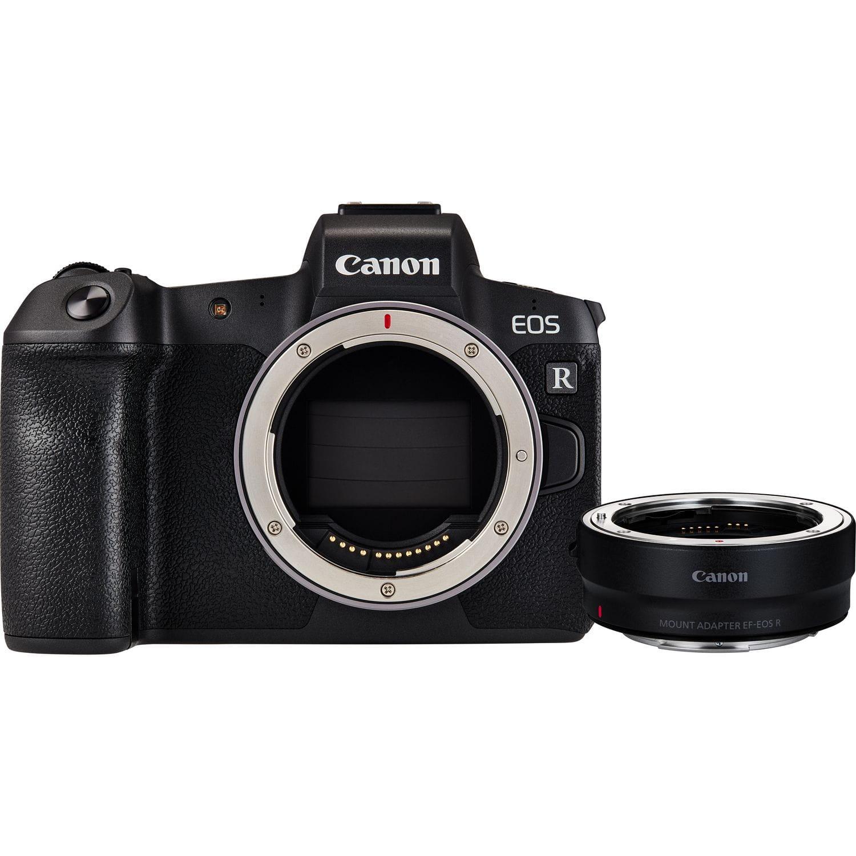 Bezlusterkowiec Canon EOS R + Adapter EF-RF 1.429,20 €