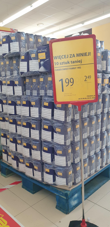 Cukier 1.99zł - przy zakupie 10kg