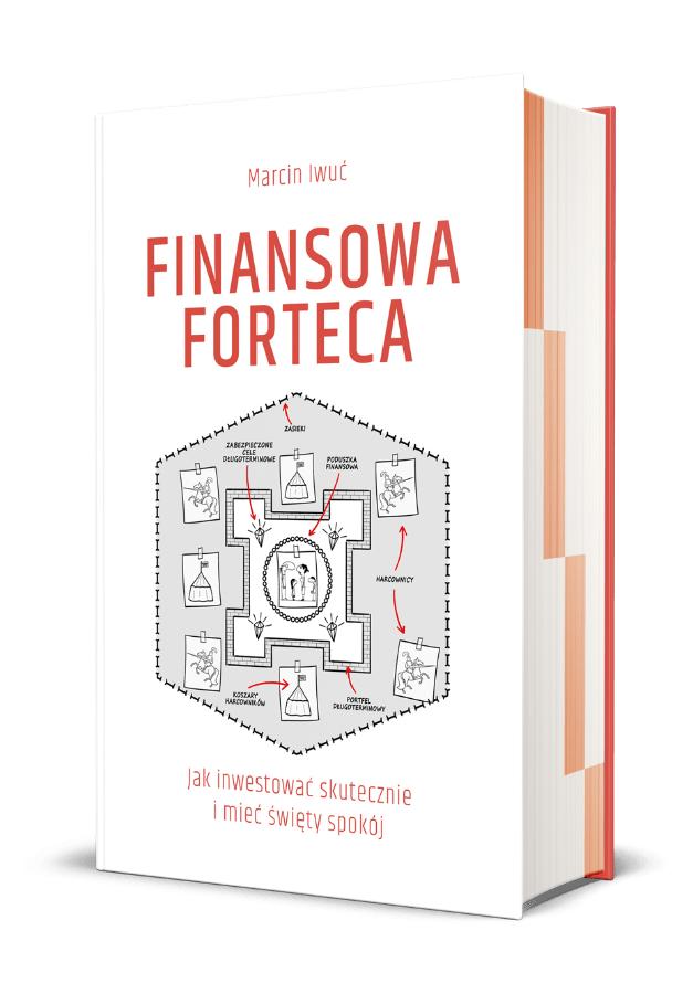 Finansowa Forteca - przedsprzedaż książki z promocyjną ceną i darmową dostawą