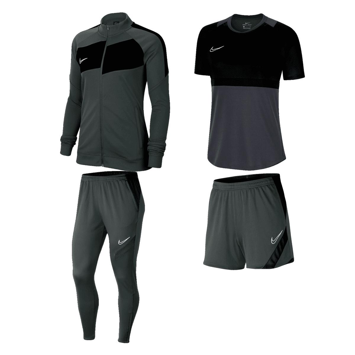Nike komplet treningowy damski Academy Pro 4-częściowy S-XL @Geomix
