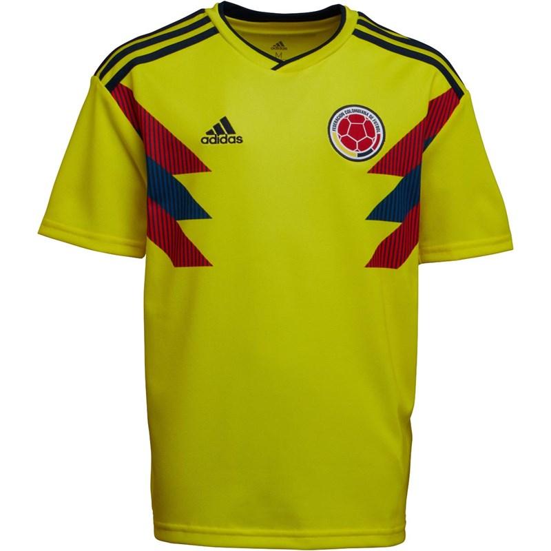 Koszulka piłkarska dziecięca Reprezentacja Kolumbii (z wysyłką)