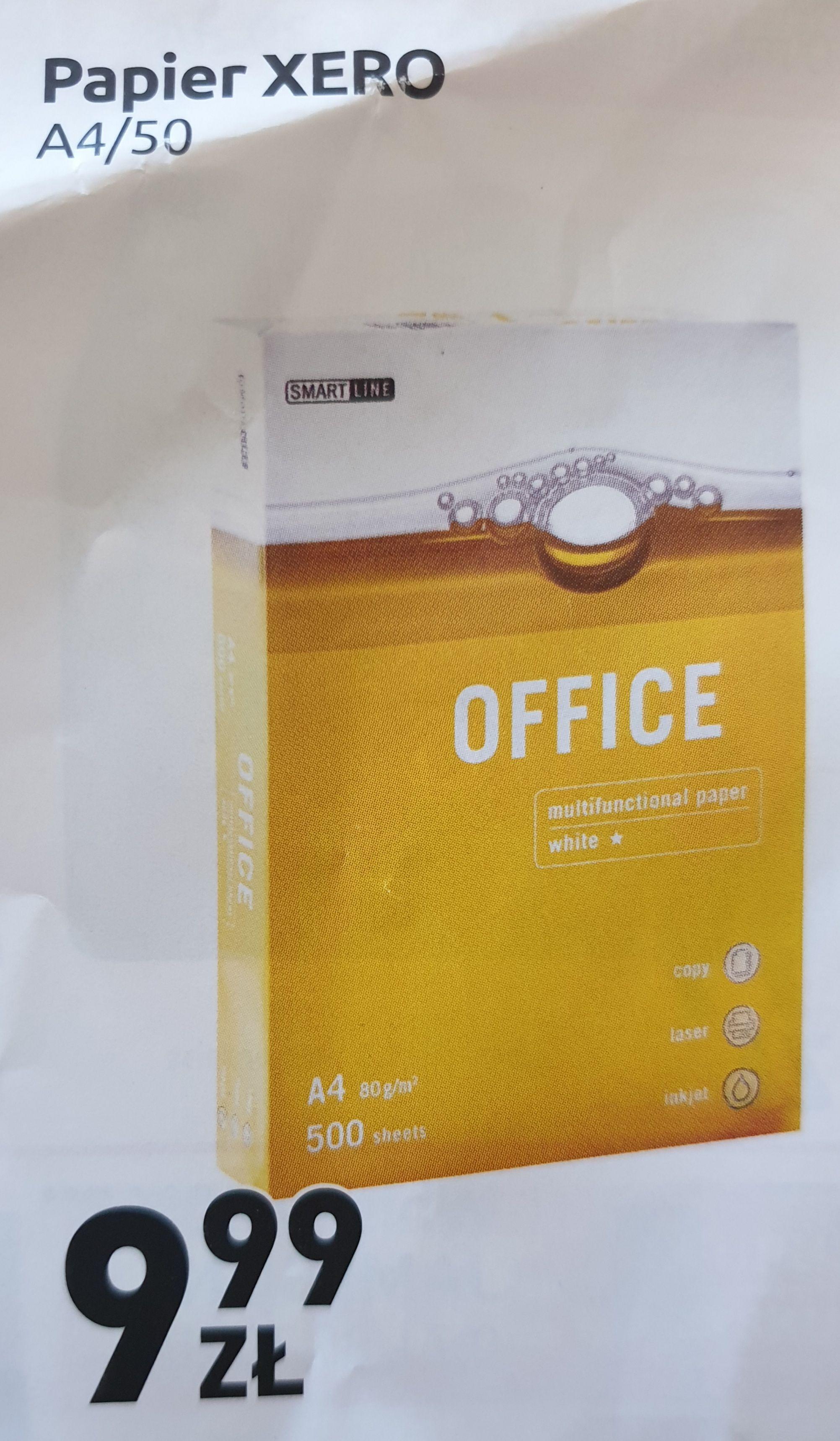 Papier ksero A4 - Supeco