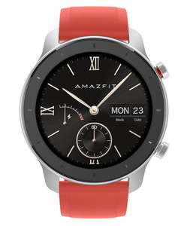 Smartwatch Huami AmazFit GTR 42 mm (czerwony) 88,79 Euro