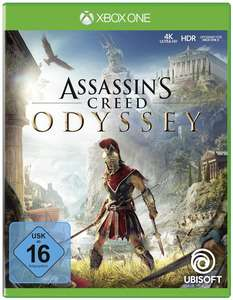 ASSASSIN´S CREED ODYSSEY | XBOX One (VPN)