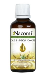 100% naturalne oleje Nacomi 50ml w @Hebe - ok. 30% taniej
